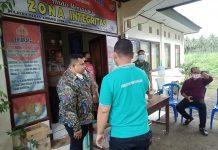 DPRD Boltim Lakukan Pemantauan Pos Covid-19 Wilayah Nuangan